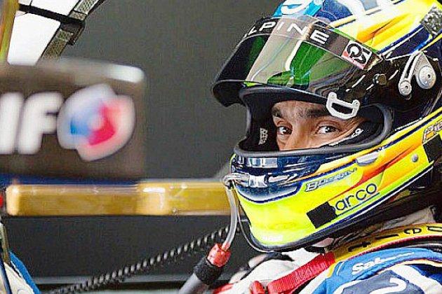 24H du Mans : le pilote caennais Pierre Ragues de retour