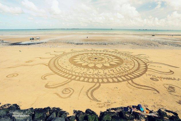 Se relaxer et créer avec Kamala Mandala