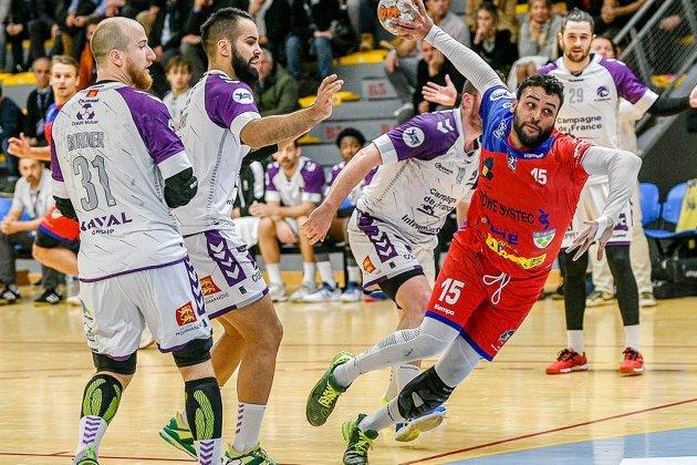 Handball (Proligue) :Vernon ne fait pas illusion contre Créteil