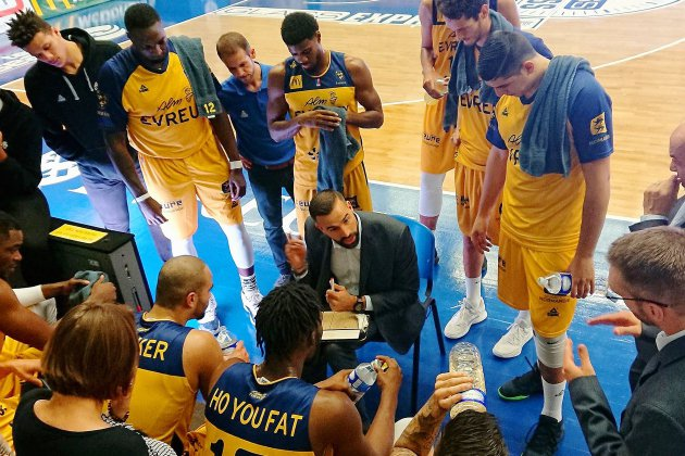 Basket (Pro B) : Evreux ne refait jamais sont retard sur Gries