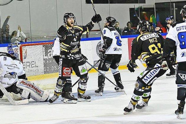 Hockey sur glace (Magnus): Rouen est enfin en finale !