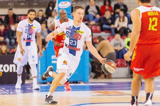 Basket (Pro B) : Rouen fait tomber le leader d'Orléans !