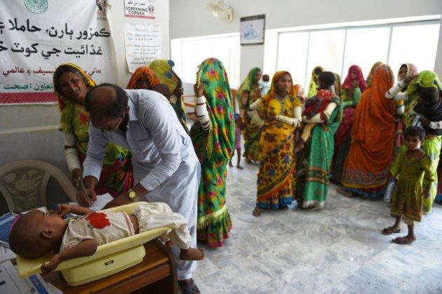 Au Pakistan, la nourriture est disponible, mais la malnutrition fauche les enfants