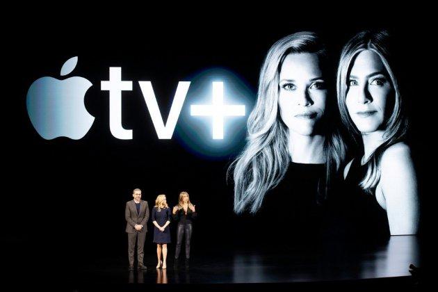 Hollywood en renfort pour aider Apple à se réinventer