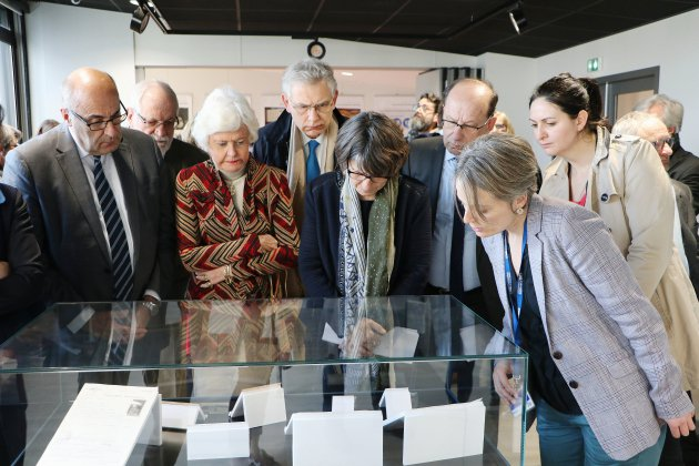 Archives départementales du Calvados : le bâtiment fait peau neuve