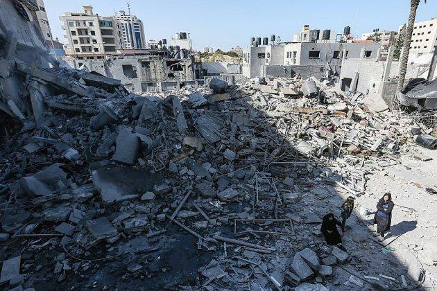 Retour au calme à Gaza, Netanyahu rentre pour dicter la suite