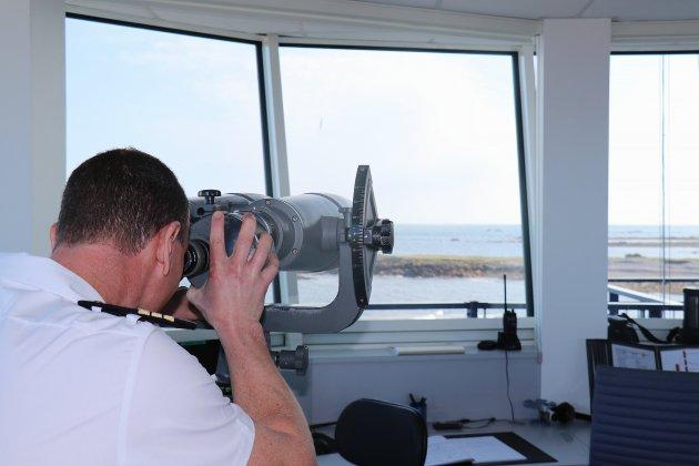 Manche: une vigie rénovée pour les sentinelles de la mer de La Hague
