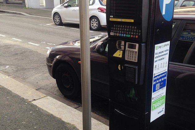 Le Havre: l'abonnement stationnement moins cher pour les résidents