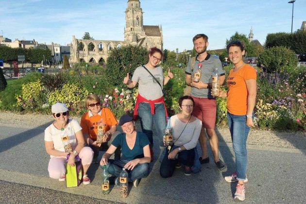 Caen : un ramassage de déchets collectif, ça vous dit ?
