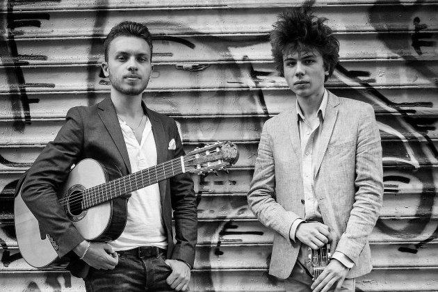 Samuelito et Antoine Boyer : deux as de la guitare à Hérouville