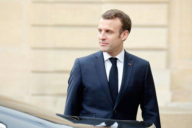 Macron à Angers pour le grand débat, près de 500 manifestants mobilisés