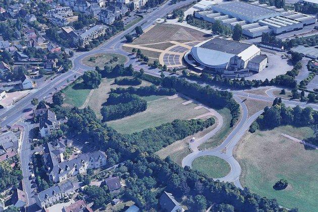 On connaît l'emplacement du futur palais des sports de Caen