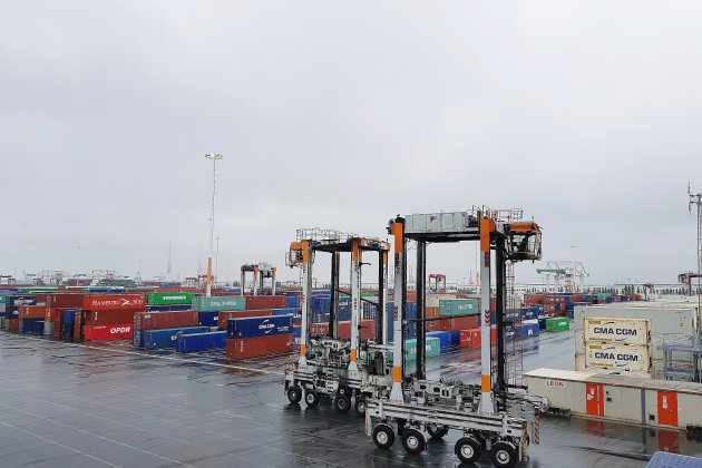 Accès fluvial à Port2000: l'Europe injecte 25 millions d'euros