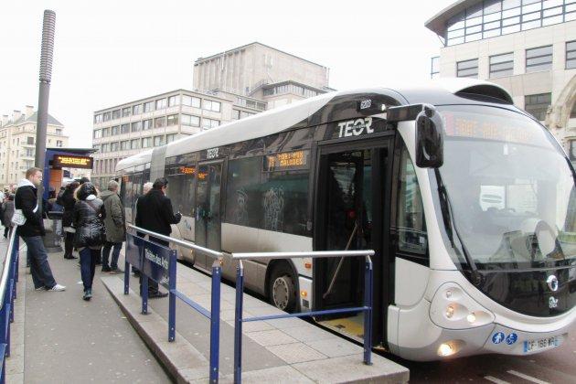 Rouen : les prévisions de trafic pour samedi dans le réseau Astuce