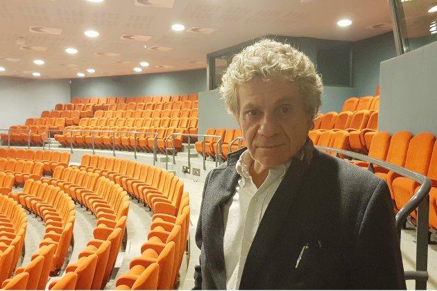 Le reporter Patrick Chauvel installe ses archives au Mémorial de Caen
