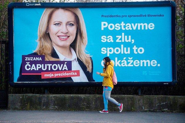 Les Slovaques élisent leur président(e)