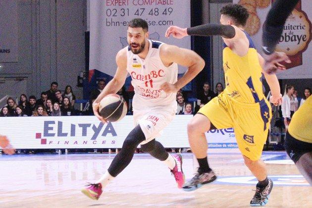 Basket (Pro B) : Coulé à Aix-Maurienne, Caen s'enfonce