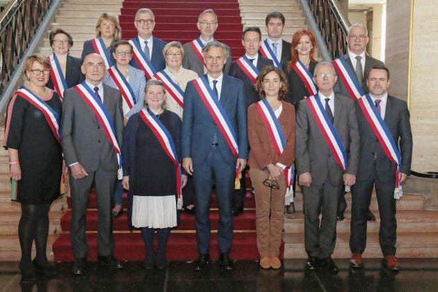 Jean-Baptiste Gastinne élu maire du Havre