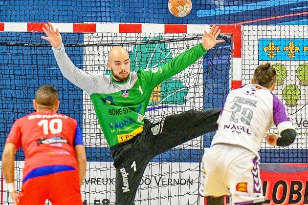 Handball (Proligue) : Cherbourg remporte le derby et laisse Vernon relégable