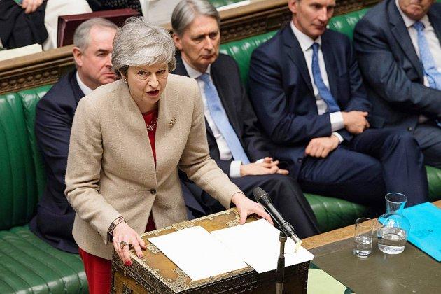 Theresa May envisage de soumettre une quatrième fois l'accord de Brexit aux députés