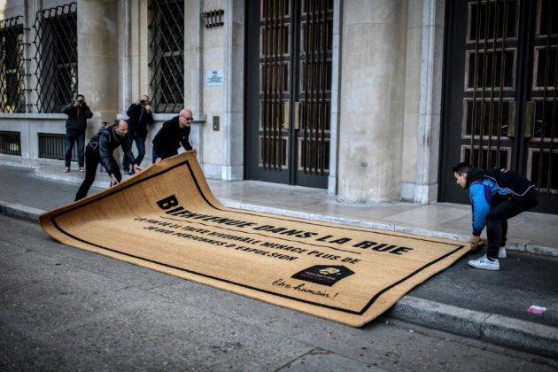 Fin de la trêve hivernale: reprise des expulsions pour des milliers de familles
