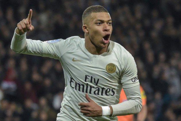 Ligue 1: Mbappé rapproche Paris du sacre