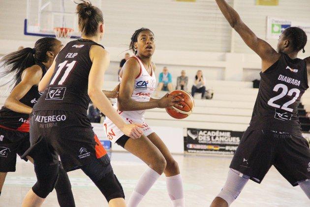 Basket (LFB): Lourde défaite de Mondeville face à Charleville-Mézières