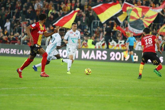 Football (Ligue 2): A Lens, le HAC arrache un nul insuffisant