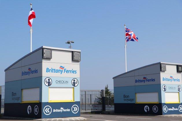 Port de Ouistreham : paré pour le Brexit ?