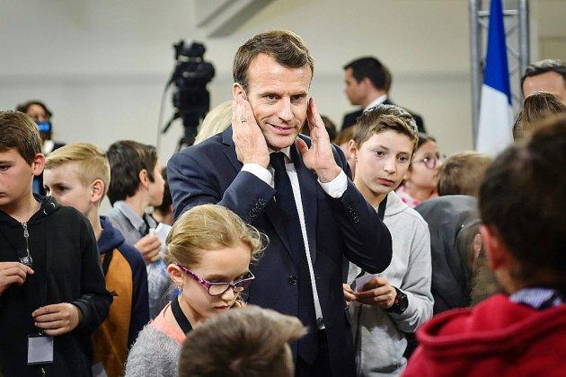 Macron en Bretagne puis en Corse pour boucler le grand débat