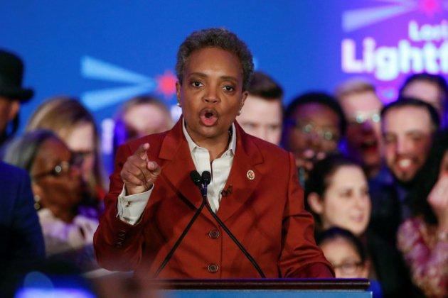 Chicago élit une maire noire et homosexuelle, une première pour la ville