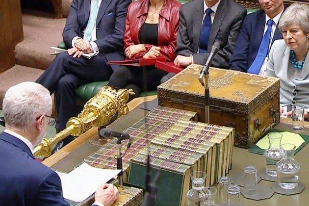 Brexit: May rencontre le leader de l'opposition pour tenter de sortir de l'impasse