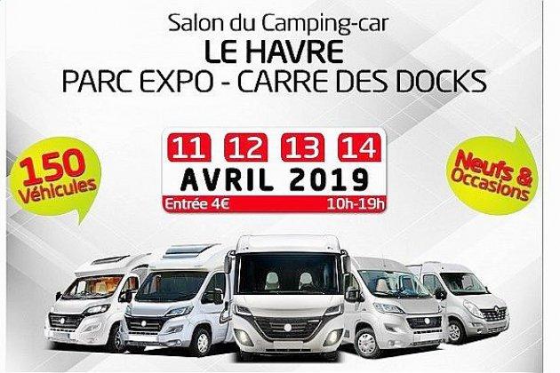 Première édition du salon du Camping Car au Havre