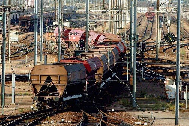 La SNCF espère relancer le fret ferroviaire en Normandie