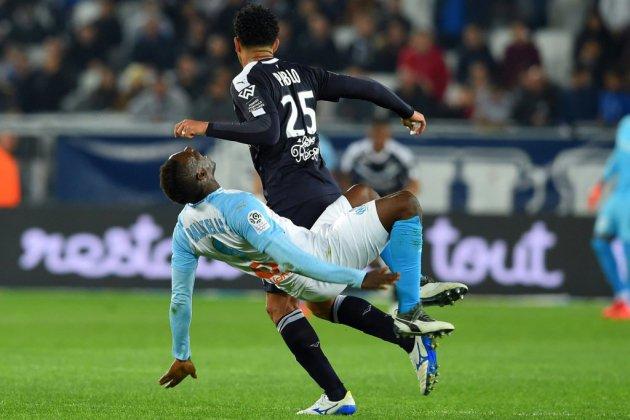 L1: Encore raté pour Marseille qui tombe à Bordeaux