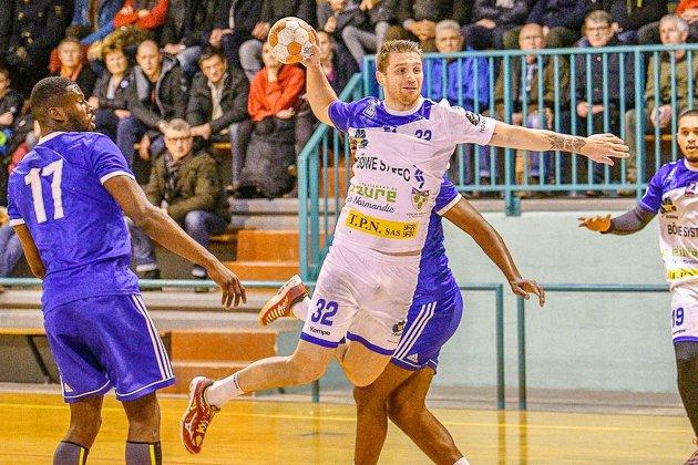 Handball (Proligue) : Vernon plus que jamais en vie pour le maintien !