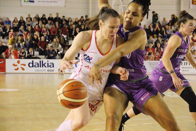 Basket (LFB): Mondeville assommé par Landerneau avant les playdowns