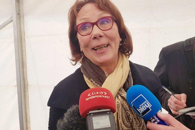 "Nicole Beltrame en Normandie: ""La France a besoin de héros comme Arnaud"""