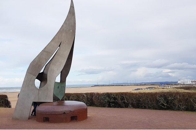 Normandie : 950 portraits géants le long des plages du Débarquement