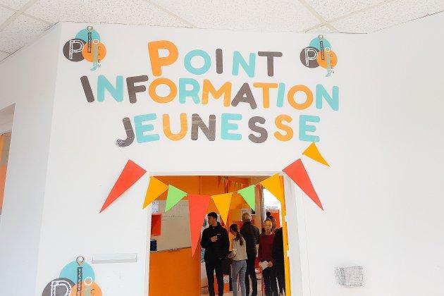 Caen : un nouveau Point Information Jeunesse à la Grâce de Dieu