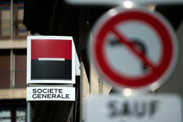 La Société Générale: 1.600 postes supprimés, dont 700 en France