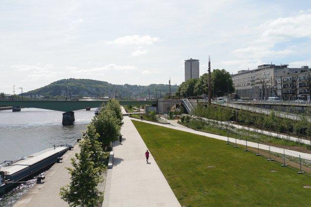 Rouen : Un food-truck sur les quais rive gauche pour l'été