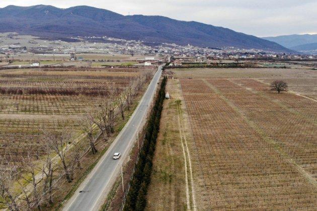 La Géorgie veut faire pousser des vignes sur Mars