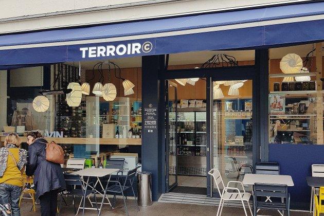 Bonne table à Rouen : Terroir, la cave à manger, allée Eugène Delacroix