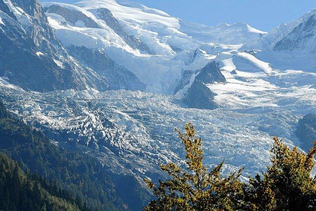 Les glaciers des Alpes risquent de fondre à 90% d'ici 2100