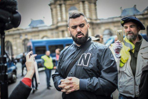 """Rencontre au Sénat avec des """"gilets jaunes"""", dont Drouet, annulée in extremis"""