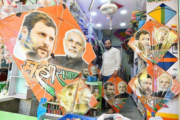 Heure de vote pour l'Inde, démocratie la plus peuplée du monde