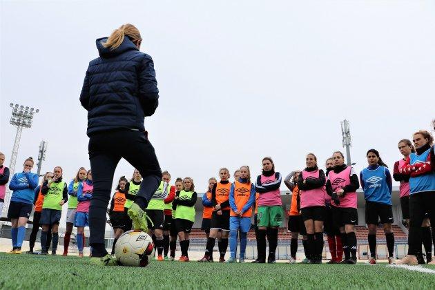 SM Caen : le projet de sélection féminine prend forme