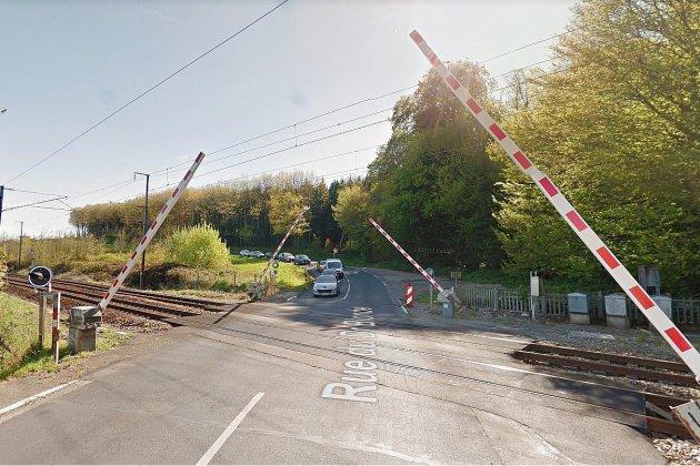 Ligne SNCF Le Havre/Rouen : grave accident à un passage à niveau