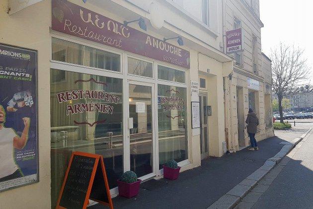 Bonne table à Caen : mangez arménien chez Anouche